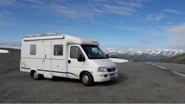 Camper 35 - Dethleffs 5801 Advantage T 5801