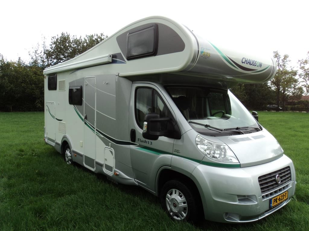 Camper 29 - Chausson Flash 13