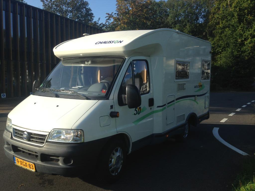 Camper 10 - Chausson Welcome 50
